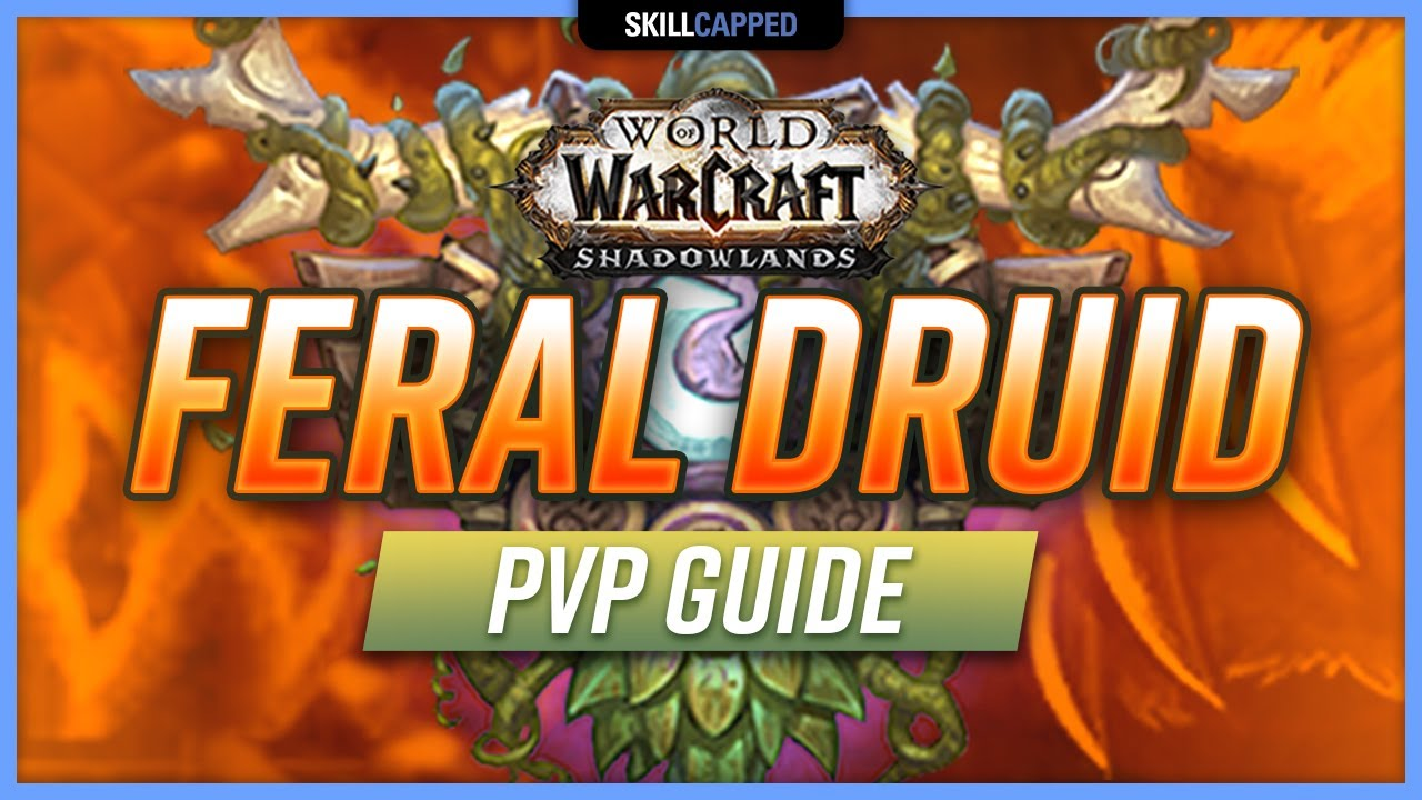 Feral Druid Shadowlands 9 0 Guide Best Race Talents Covenants Soulbinds Conduits Legendaries Youtube