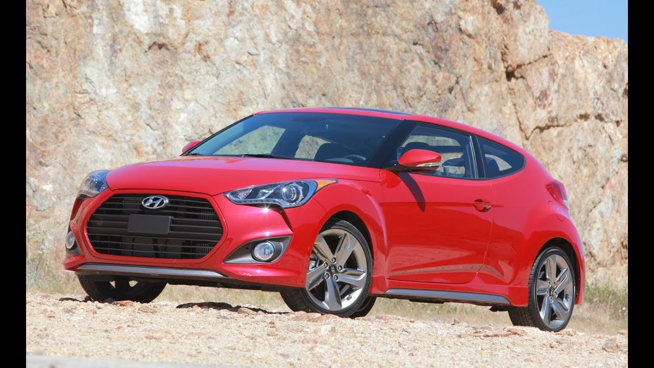 2013 Hyundai Veloster Turbo Review Add 4500 To Get The