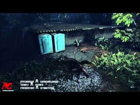 Primal Carnage: Giant Bomb Quick Look EX