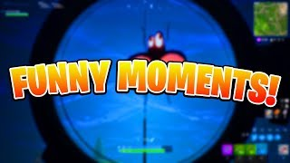Fortnite Funny Moments! ATK Glitches, Time Trials, & Roasting Kids!