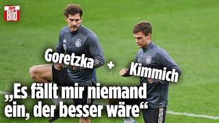 Sind Goretzka und Kimmich das beste Mittelfeld-Duo der Welt? | Reif ist Live