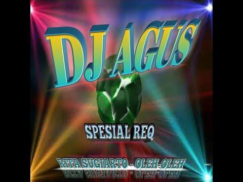 DJ AGUS OLEH-OLEH - RITA SUGIARTO