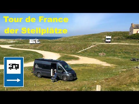 """Mein Stellplatz-Guide: """"Tour de France"""" der Küsten Frankreichs (Gastbeitrag Caravan Salon Club)"""