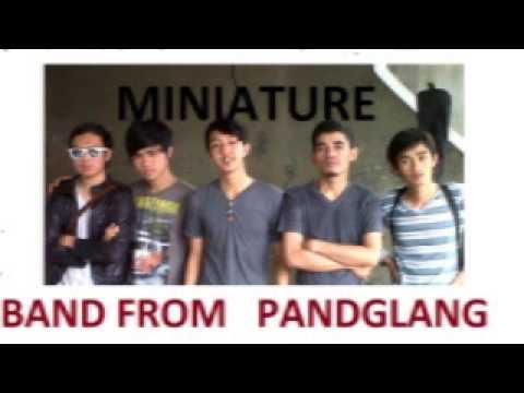Kenangan terindah- miniature band