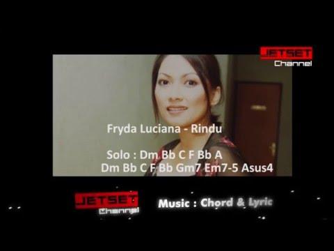 Musik Chord & Lirik pada lagu Frida Luciana