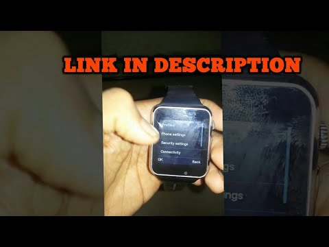 How To Change Wallpaper Of Smartwatch Live Wallpapers Youtube