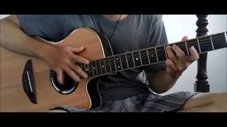 Sakura no Hanabiratachi (Kashiwagi Yuki feat Kotaro Oshio) Instrumental cover