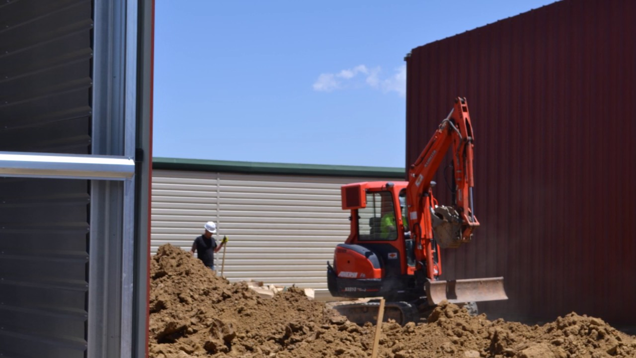 Northglenn XXL Storage Construction