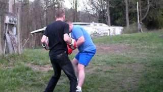 Bonez VS Iron Mike Simpson Match 1 Round 1