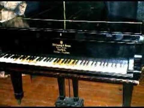 Piano Steinway del SME