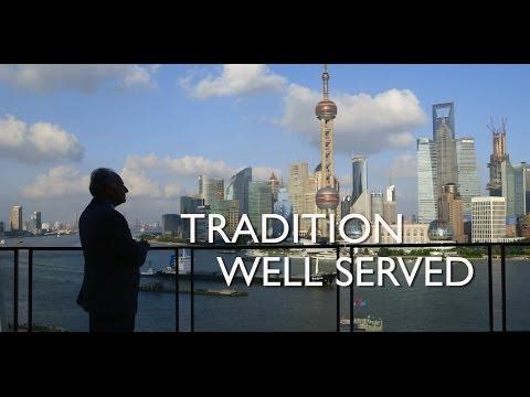 Tradition Well Served (Mandarin Version)