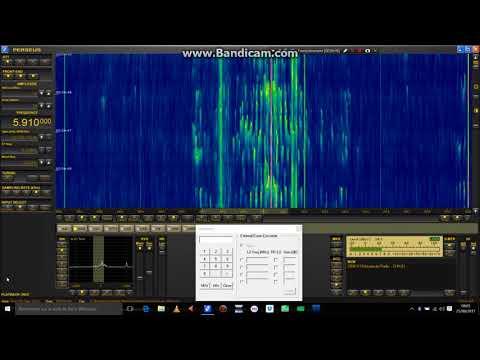 Alcaravan Radio Columbia 5910 kHz