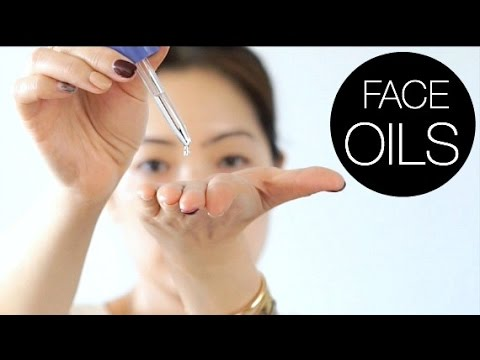 Face Oils - What's Best For Your Skin Type?