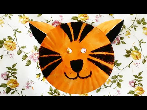 52 DIY Kids Crafts Simple And Fan Paper Plate Crafts For Kids Design Ideas