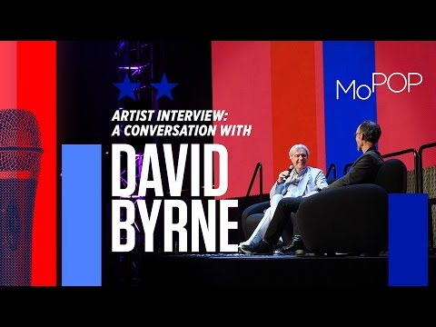 Pop Conference 2017: A Conversation with David Byrne
