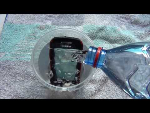 Samsung Galaxy Xcover 2 - underwater camera test