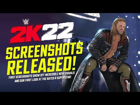 WWE 2K22: First Screenshots Released! New Edge Model, Plus SummerSlam Reveal!