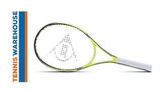 Dunlop Precision 100 Tour Racquet Review