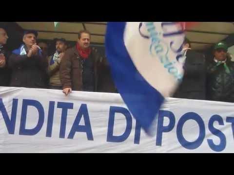SCIOPERO NAZIONALE 4 novembre 2016  di POSTE I. a MILANO...