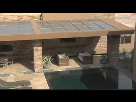 Solar Case Study: New American Homes