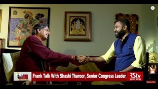 Frank Talk with Shashi Tharoor