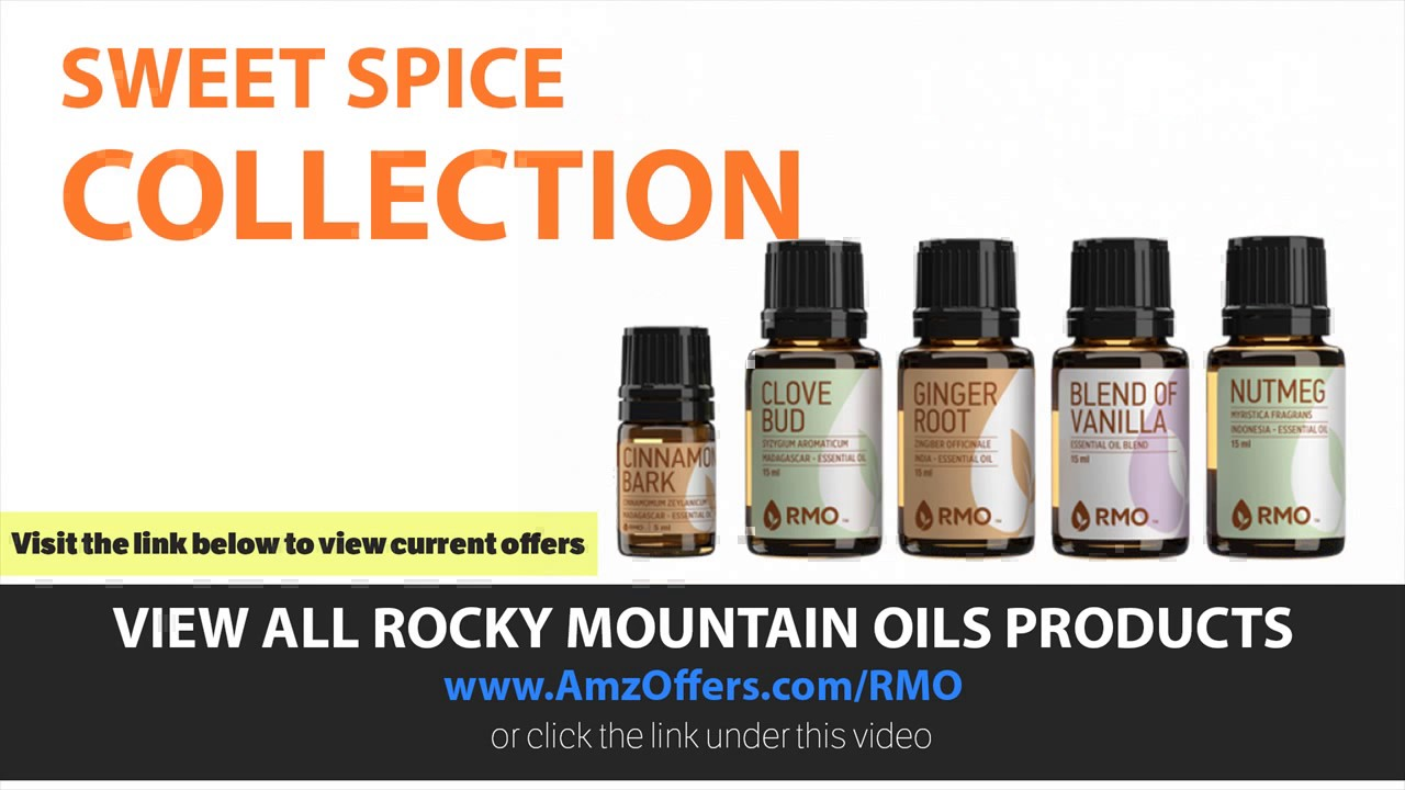 rocky mountain oils tranquility essential oil youtube