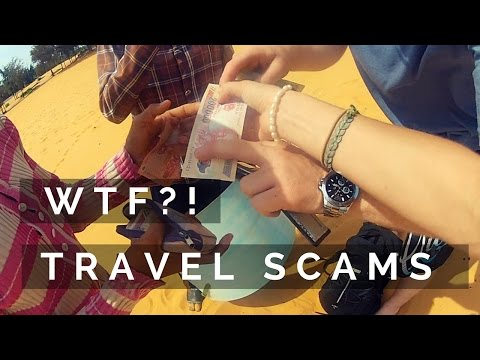 PROFESSIONAL SCAM ARTISTS IN VIETNAM (Mui Ne)   How To Travel The World on $30 A Day   Ep 22