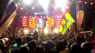 Etana - Weakness in me & Love song Live in NAIROBI!