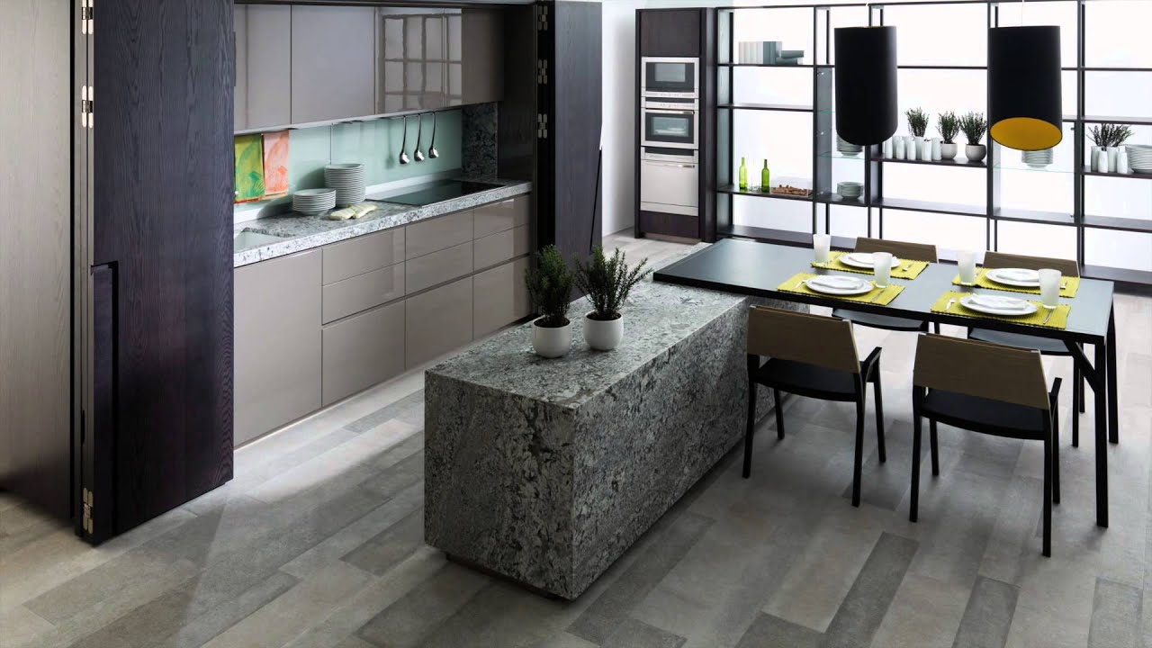 Gama Decor Gamadecor Kitchens Novedades 2014 Porcelanosa Grupo
