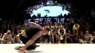 Outbreak Europe 2014 1vs1 World Bboy Series Top 8 | Alkolil vs Kosto