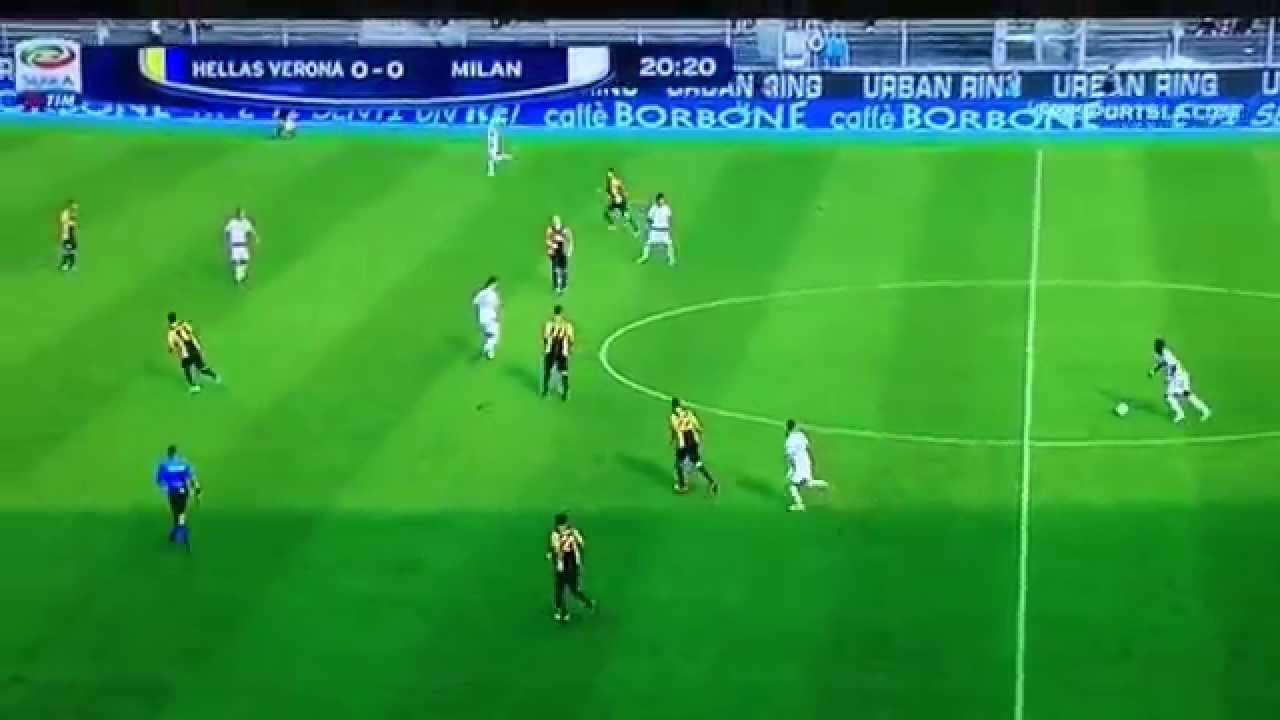 Hellas Verona vs AC Milan (1 - 3) Goals & Highlights HD ...