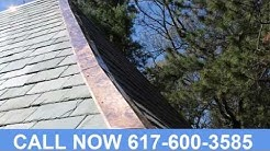 Slate Roofing Repairs Newton Massachusetts (617) 600-3585