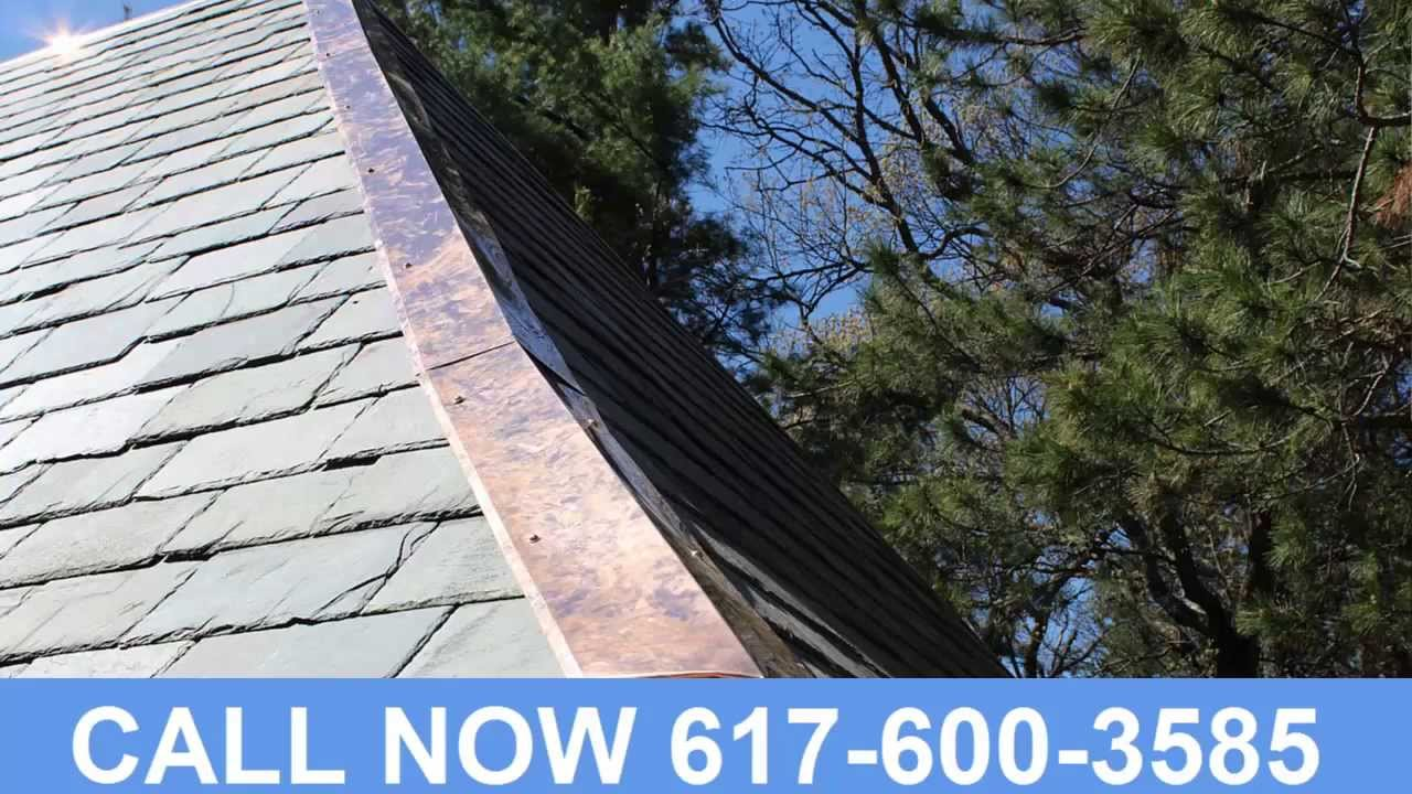 Slate Roofing Repairs Newton Massachusetts (617) 600-3585 ...