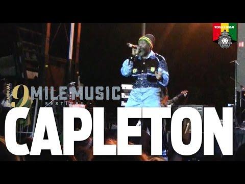 Capleton  at 9 Mile Music Festival 2016