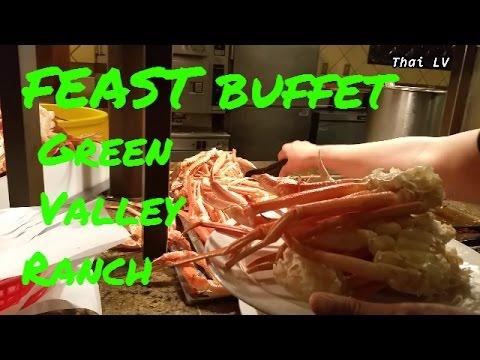 Feast Buffet at Green Valley Ranch Resort Spa & Casino