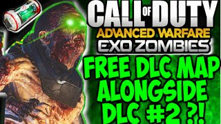 Call of Duty Advanced Warfare FREE EXO-ZOMBIES DLC MAP w/RECKONING MAP PACK 4 Proposal (AW Gameplay