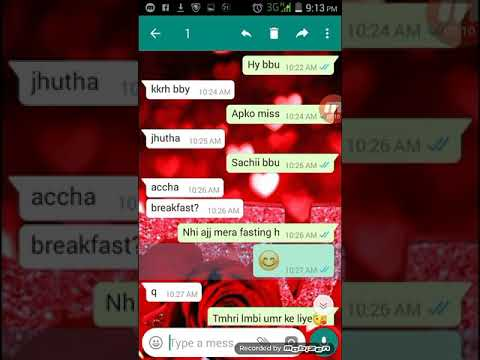 Best Chatting With Gf - Convensed For One Night Stand | Best Video 2019