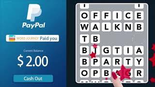 Crossword Puzzle Solving   Word Journey