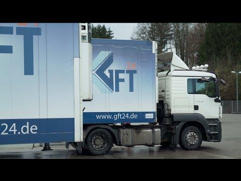 Case Study Etiscan NAVConnect net bei der GFT Logistic GmbH