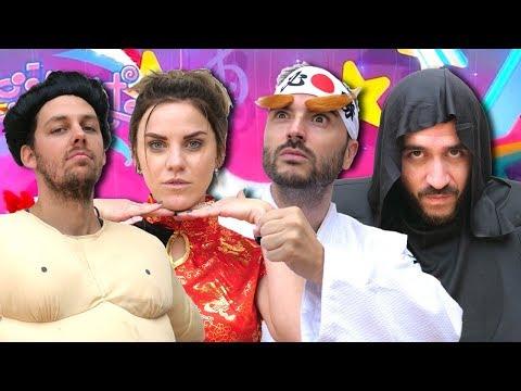 Les meilleurs jeux Japonais feat. Emy Ltr, Pierre Croce, Anthony Lastella