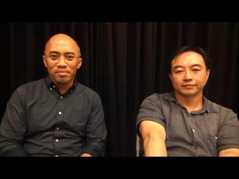 Juri Sayembara : Ary Indra dan David Hutama