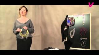Как носить сложные украшения?