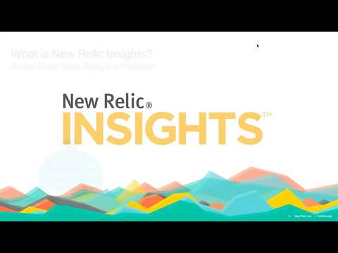New Relic Insights Demo and Tutorial