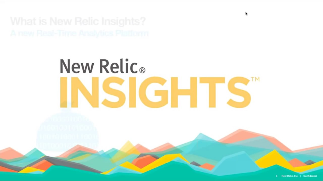 Introduction to New Relic Insights