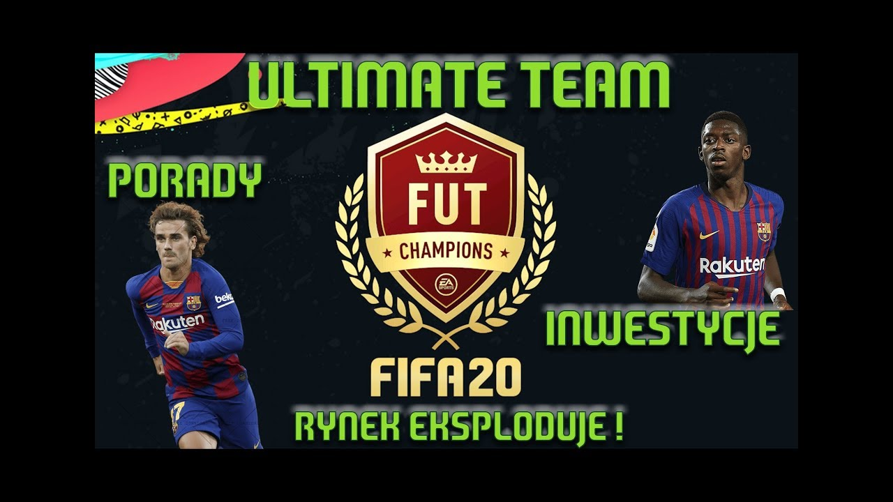RYNEK W KOŃCU EKSPLODOWAŁ! Co teraz? Porady i inwestycje - FIFA 20 Ultimate Team