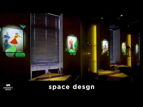 【レストランカシータ青山店】Visual Space Production
