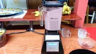Dairy Free Cherry Banana Weight Loss Smoothie