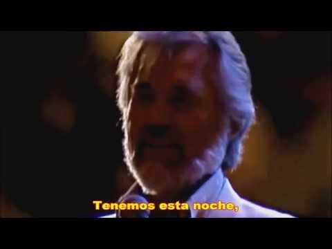 Kenny Rogers con Sheena Easton - We've Got Tonight - Subtitulada