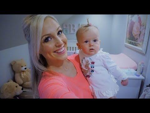 Baby Girl Spring Clothing Haul! Stay at Home Mom Vlogs!