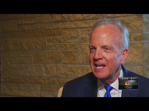 Senator Jerry Moran speaks out about USA Gymnastics doctor sentenced for assaults